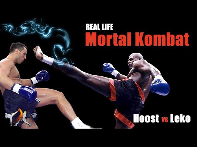 Hoost vs Leko Was Real Life Mortal Kombat! - K1 97 Bout #1 Explained