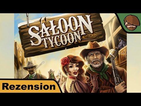 Saloon Tycoon - Brettspiel - Review