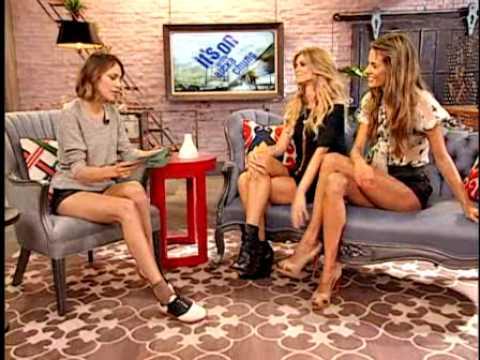 Alessandra Ambrosio and Marisa Miller Dish Victoria † s Secret Video MTV