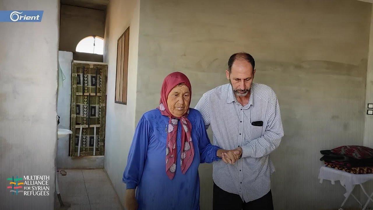 رغم تقدمها بالعمر.. مسنة تروي قصتها في التغلب على مرض السرطان وهذا ما تمنته من الله