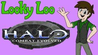 Looky Loo: Halo Combat Evolved- Pernapple