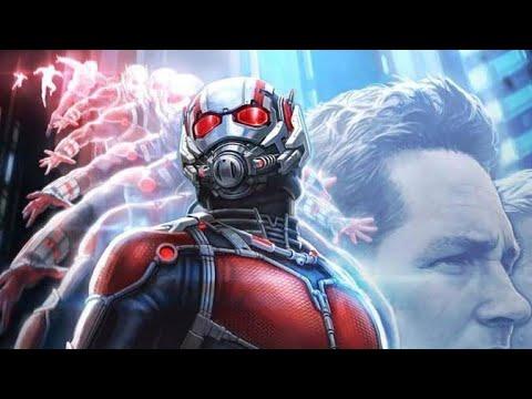 Ant Man On Duty