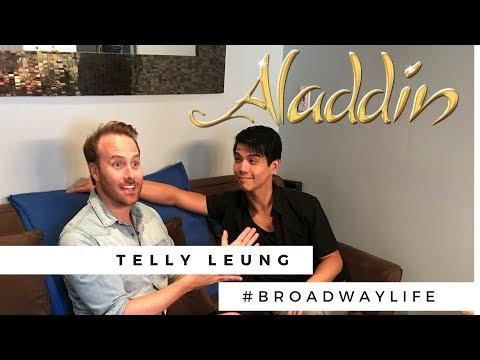 ALADDIN - TELLY LEUNG - BROADWAY LIFE