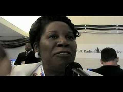 Congress Woman Sheila Jackson Lee on a Blue Democratic Texas