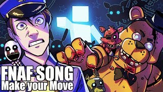 FNAF ULTIMATE CUSTOM NIGHT SONG Make Your Move LYRIC VIDEO Dawko CG5