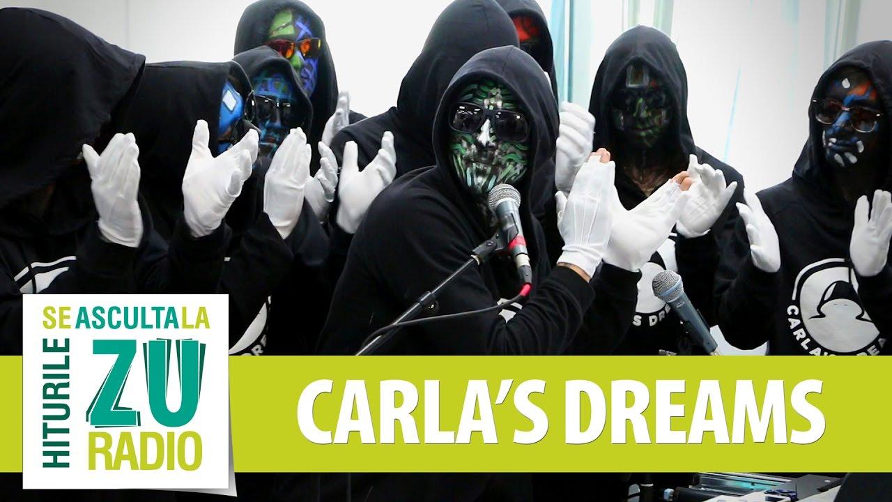 Carla's Dreams - Ne bucuram in ciuda lor (Live la Radio ZU)