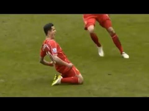 Jordan Henderson || An Amazing Goal || Liverpool 2 - 1 Manchester City || Premier League