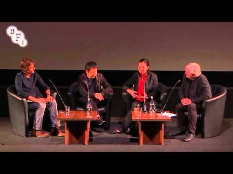 Jia Zhangke & Walter Salles Screentalk | BFI