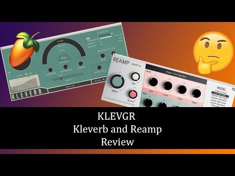 Klevgrand Reamp and Kleverb VST Product Review | Two new plugins are they good?
