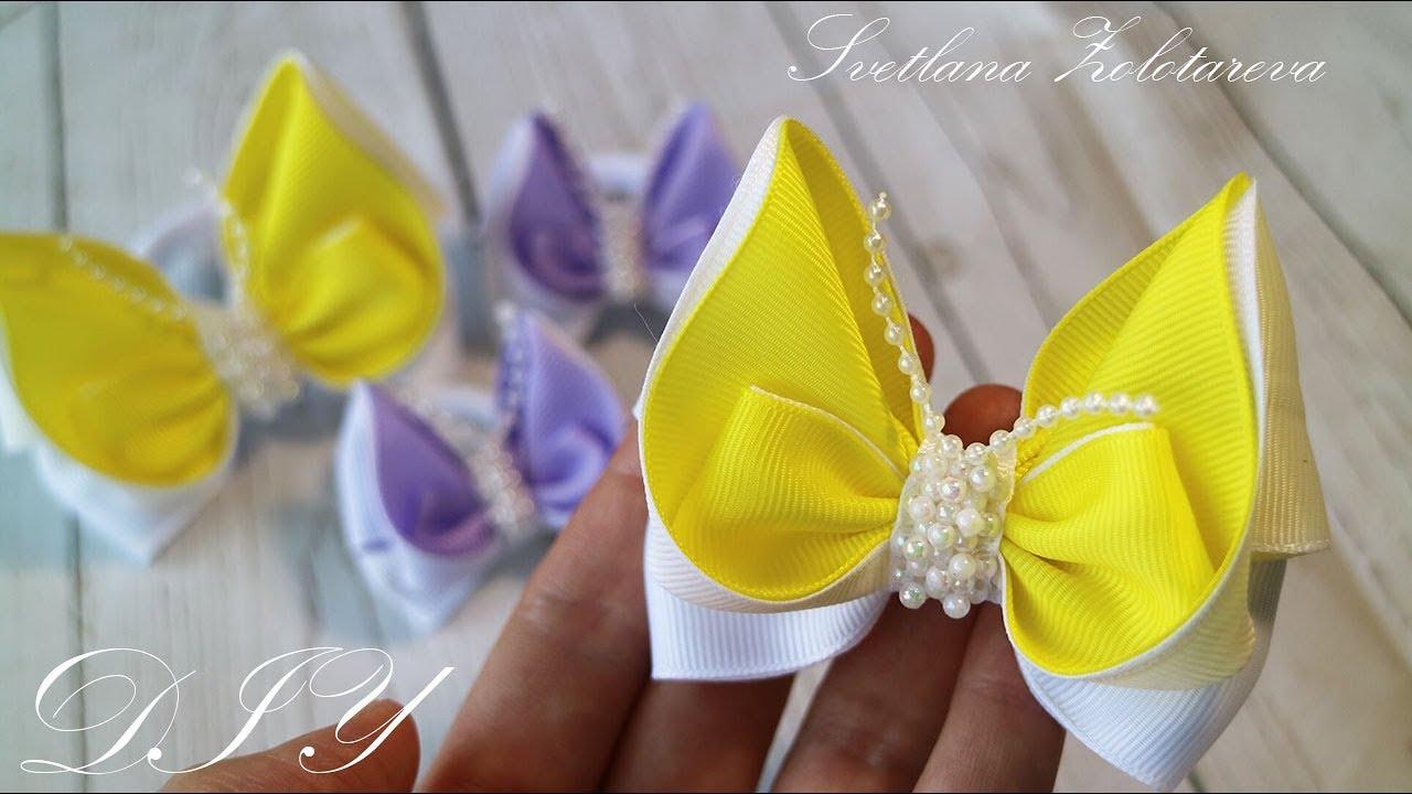 Бантик на бабочки своими руками фото 899