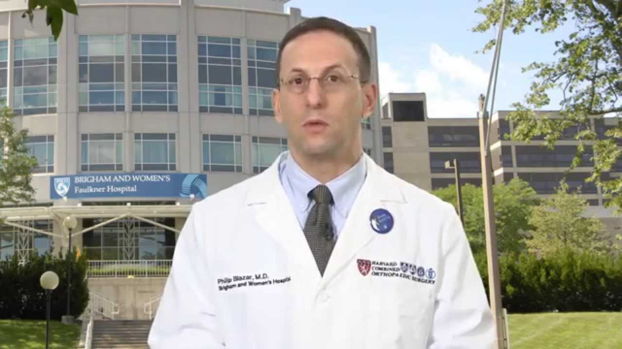 Philip Blazar, MD - Brigham and Women's Hospital
