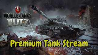Playing Premiums ~ World of Tanks Blitz [ LIVE ] Tank Requests ---} Loots/Superchat/Streamlabs thumbnail