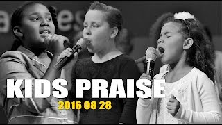 2016 08 28 - Kids Church
