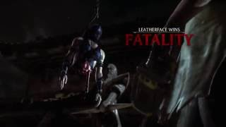Kitana Tournament Ryona: Leatherface brutalities and fatalitie…