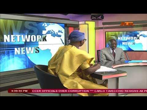 NTA Network News: 21/11/2017