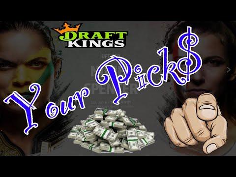 UFC 250 - Nunes vs Spencer Money Making Betting Picks (Main Card Poll Reviews)