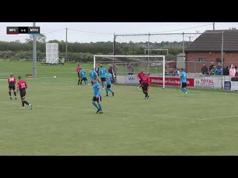 Mickleover Morpeth Goals And Highlights