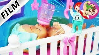 Playmobil Rodzina Wróblewskich | Emma w MAGICZNYM DOMU BABYBORN? Wyprowadzka Emmy