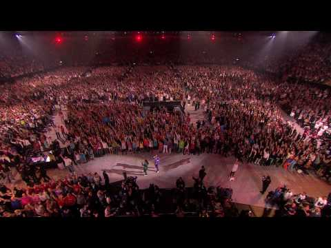Broadcaster release: Eurovision Song Contest Flashmob Dance Finale (HD)