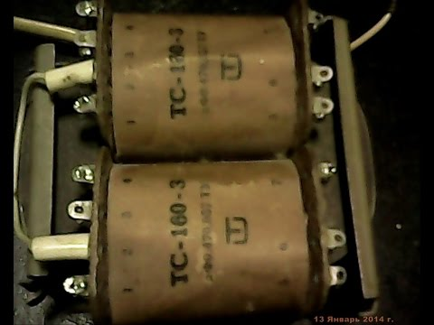 Трансформатор на ферритовом кольце70