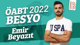 1) Emir BEYAZIT - Egzersiz Fizyolojisi - I (BESYO) 2021