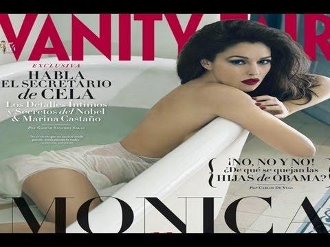 Mónica Bellucci, portada de Vanity Fair