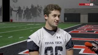 Texas Tech Football: Ja'Deion High, Clayton Hatfield Availability | Oct. 21, 2018