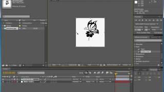 Эффект рисования картины в Adobe After Effects CS5 (44/49)