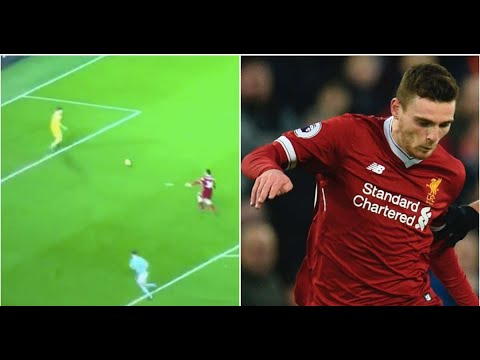 The moment Andrew Robertson made himself a Liverpool cult hero vs Man City