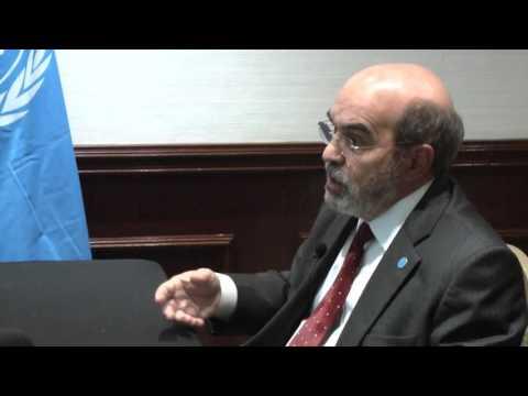 Entrevista de José Graziano da Silva, diretor-geral da FAO