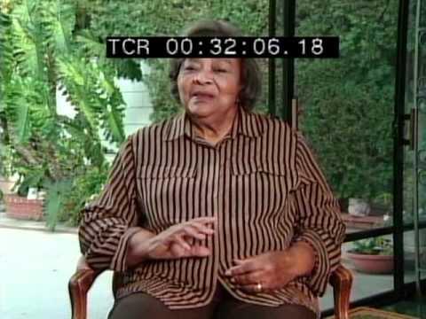 Juanita Moore 1999  Part 1 of 3