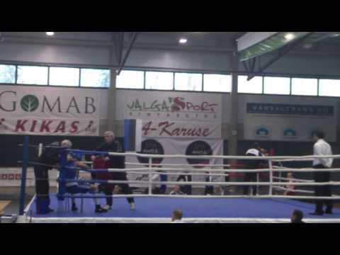 Nikita Molodkin vs Andrei Harchenko - Valga U23 Final 64kg (Parim v6istlus paar!!)