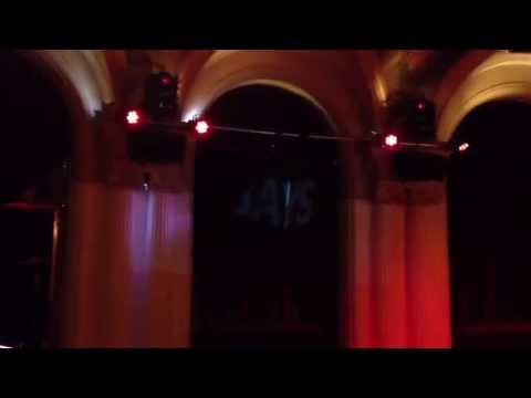 JAYS Mapped Projection at Grammis 2014. Test run.