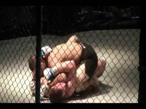 Jared Perez's 1st MMA Fight