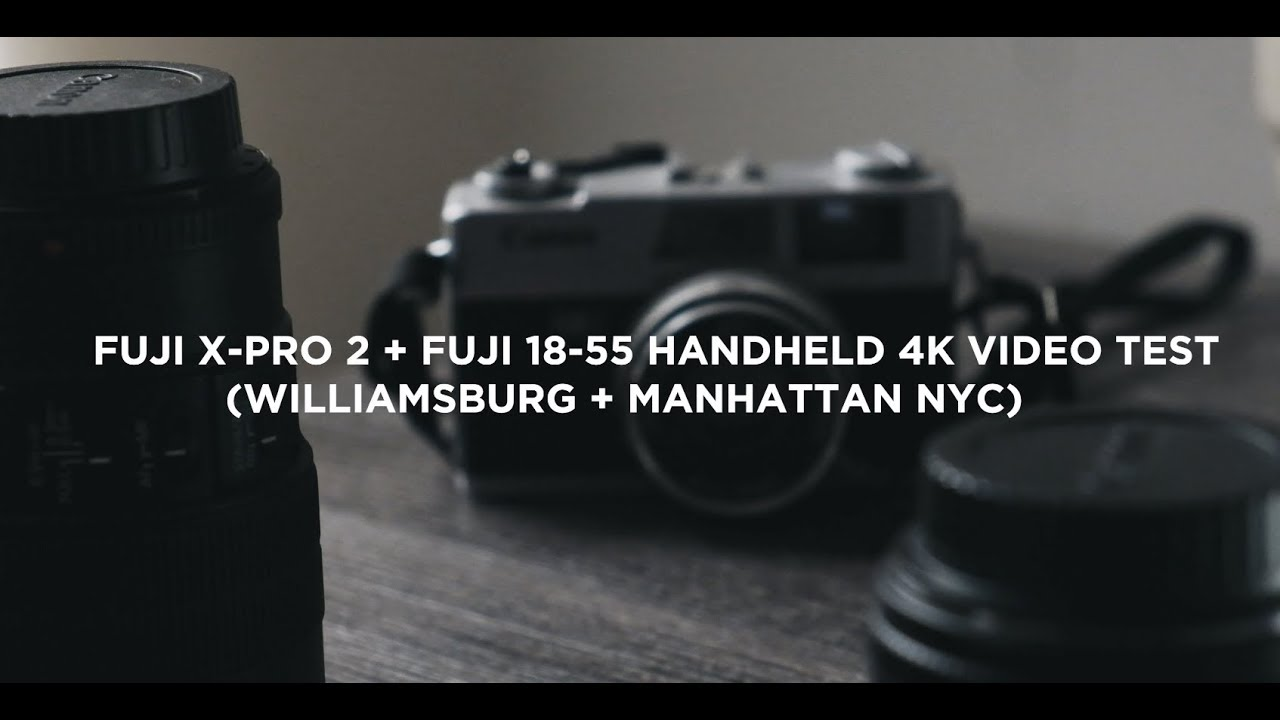 Fuji X-Pro 2 Mirrorless Camera Review: The Best Camera I've Ever