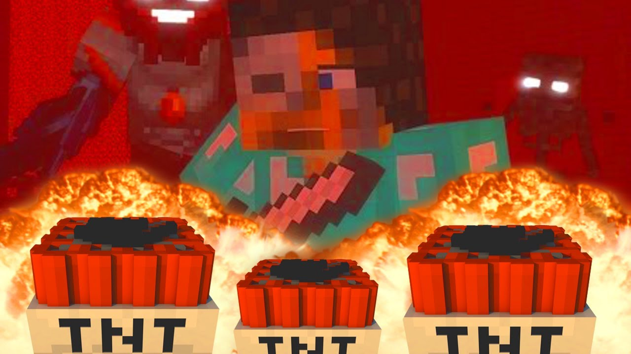Nether Reaches Minecraft Song Minecraft Parody Top Animated Minecraft Music Video