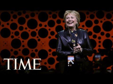Hillary Clinton Says She