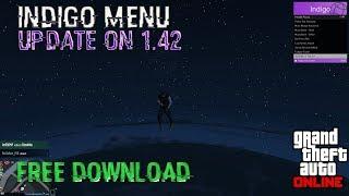 GTA V PC Online 1.42 Indigo Menu - External FREE Hack Undetected (tutorial+showcase)