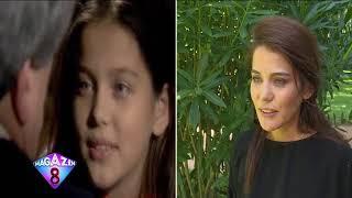 Üvey Baba Dizisinin Lamia's Burçin Abdullah la 16 Yıl Sonra Özel Röportaj