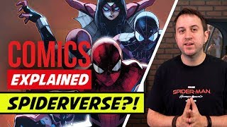 Spider-Man: Into the Spider-Verse - Comic Vorlage | Comics Explained