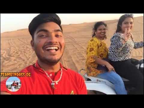 DUBAI DESERT SAFARI – BELLY DANCE, ATV RIDE,  AND MANY MORE……..