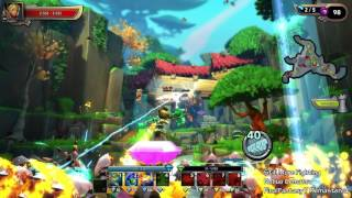 Dungeon Defenders 2 | Normal End Game Incursion Build