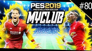 PES 2019 myClub | Time To Level Up! (Player Training) #80