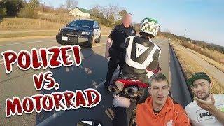 Unsere Reaktion auf gute und schlechte Polizisten!