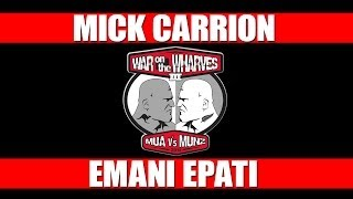 War On The Wharves 3 - Mick Carrion V Emani Epati