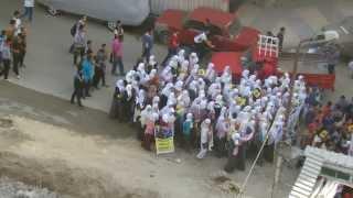 مسيرات الاخوان بشارع 16 السيوف شماعة اسكندرية