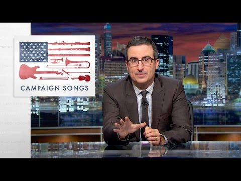 Campaign Songs: Last Week Tonight with John Oliver (HBO) Mp3