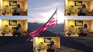 America the Beautiful - One Man Brass Quintet