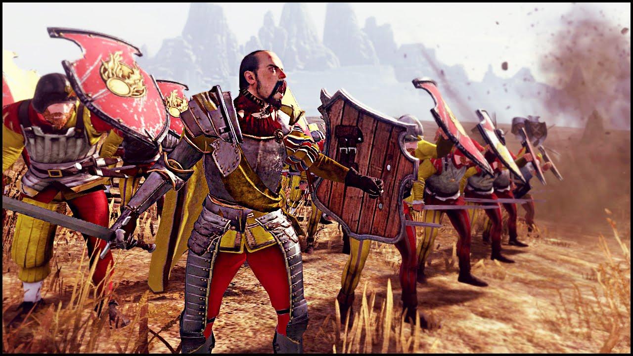 AMAZING GRAPHICS MOD - Total War: WARHAMMER Mod Gameplay