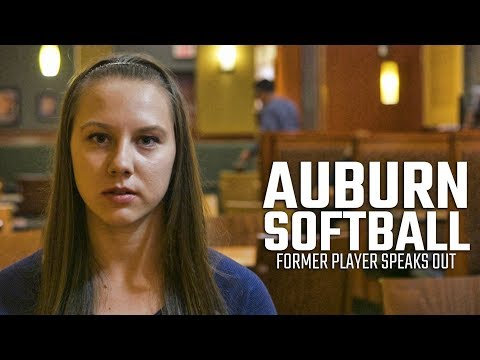 Former Auburn softball player Alexa Nemeth speaks out after alleging abuse by coaching staff